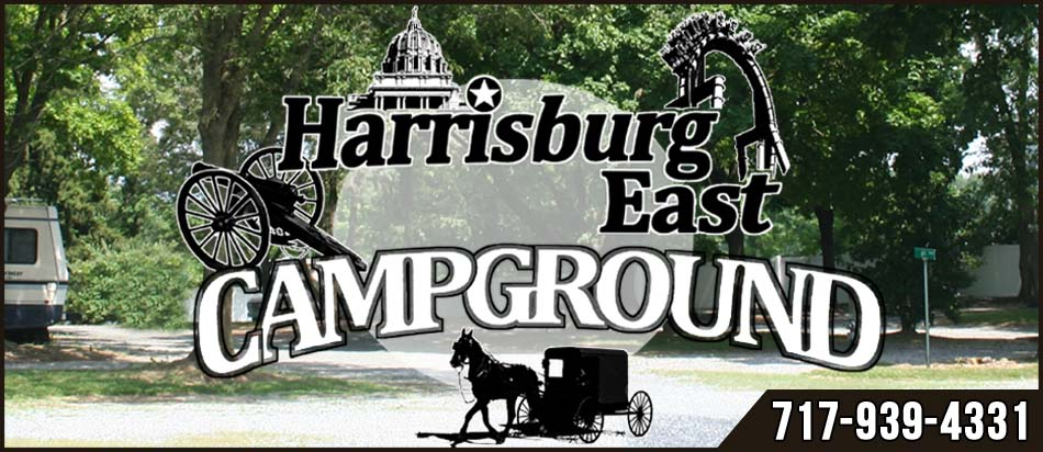 Harrisburg East Campground photo 1, Phone 717-939-4331